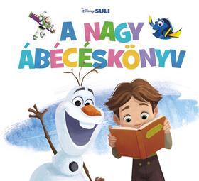 A nagy ábécéskönyv -  Disney Suli