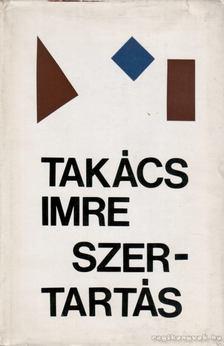 Takács Imre - Szertartás [antikvár]