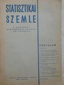 Berend Iván - Statisztikai Szemle 1955. február [antikvár]