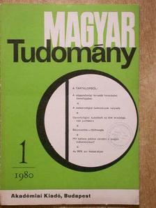 Izikné Dr. Hedri Gabriella - Magyar Tudomány 1980. (nem teljes évfolyam) [antikvár]