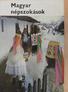 Dömötör Tekla - Magyar népszokások [antikvár]