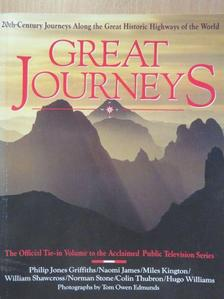Hugo Williams - Great Journeys [antikvár]