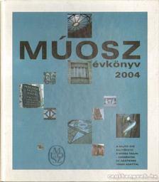 MÚOSZ Évkönyv 2004 [antikvár]
