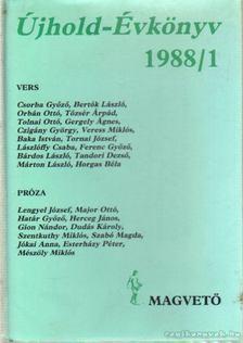 LENGYEL BALÁZS - Újhold-Évkönyv 1988/1 [antikvár]
