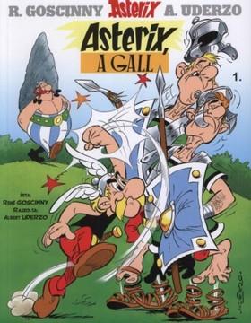 René Goscinny - Asterix 1. / Asterix a gall (3. kiadás)