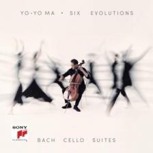 Bach - SIX EVOLUTIONS - CELLO SUITES 2CD YO-YO MA