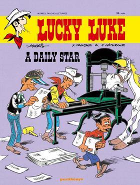 Morris, Fauche & Léturgie - Lucky Luke 36.- A Daily Star