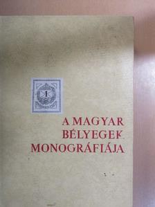 Dr. Makkai László - A magyar bélyegek monográfiája III. [antikvár]