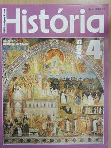 Adriányi Gábor - História 2005/4. [antikvár]