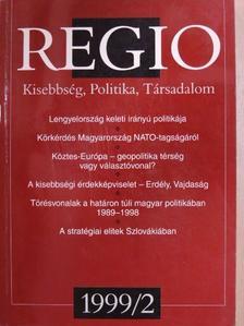 Bakk Miklós - Regio 1999/2. [antikvár]
