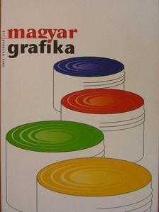 Csaba László - Magyar Grafika 2006. október [antikvár]