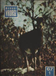 Magyar Vadász 1967/1. [antikvár]