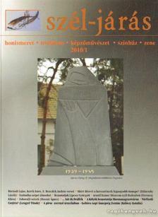 több szerző - Szél-járás 2010/1 [antikvár]