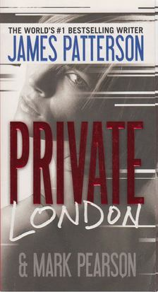 James Patterson - Private London [antikvár]