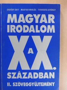 Ady Endre - Magyar irodalom a XX. században II. [antikvár]