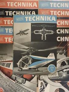 Aczél Etelka - Népszerű Technika 1962. január-december [antikvár]