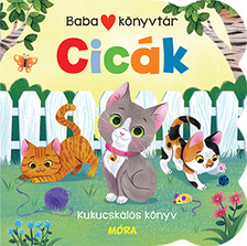 Babakönyvtár - Cicák