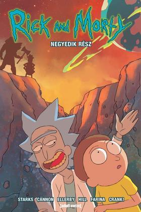 Startks, Cannon - Rick and Morty - Negyedik rész
