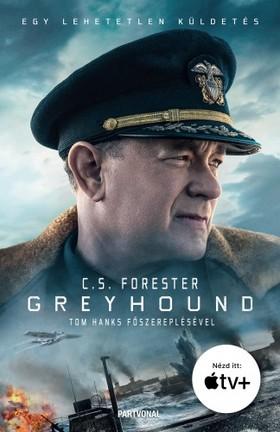 C. S. FORESTER - Greyhound - Egy lehetetlen küldetés [eKönyv: epub, mobi]