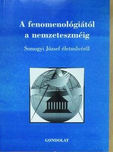 Bereczki Sándor - A fenomenológiától a nemzeteszméig (dedikált példány) [antikvár]