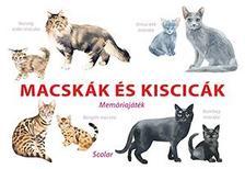 Inca Starzinsky (design) - Macskák és kiscicák
