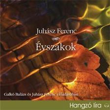 JUHÁSZ FERENC - Évszakok - HANGOSKÖNYV