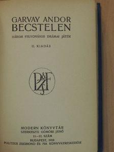 Biró Lajos - Magyar szinműirók II. [antikvár]