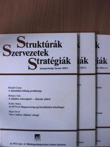 Alfréd D. Chandler - Struktúrák, Szervezetek, Stratégiák 1992/1-4. [antikvár]