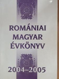 Albert Álmos - Romániai Magyar Évkönyv 2004-2005. [antikvár]