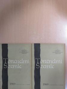 Bakay Kornél - Történelmi Szemle 1969/1-4. [antikvár]