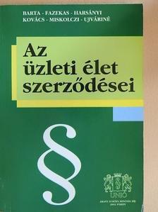 Barta Judit - Az üzleti élet szerződései [antikvár]