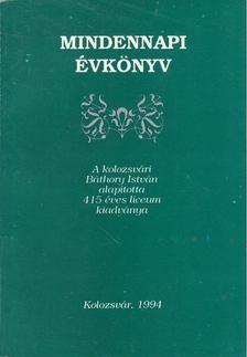 Balázs Ildikó - Mindennapi évkönyv 1994 [antikvár]