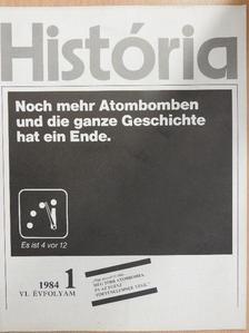 Ádám Magda - História 1984/1. [antikvár]
