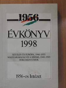 Artion Ulunian - 1956 Évkönyv 1998. [antikvár]