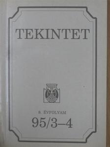 Balogh Róbert - Tekintet 1995/3-4 [antikvár]