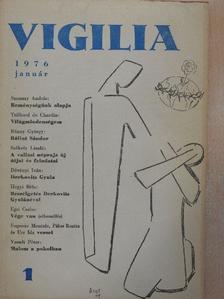 Dévényi Iván - Vigilia 1976. január-december [antikvár]
