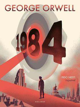 George Orwell - Frederico Carvalhaes Nesti - 1984 - képregény