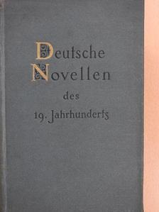 Adalbert von Chamisso - Deutsche Novellen des 19. Jahrhunderts [antikvár]