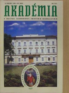 Balogh Margit - Akadémia 1999. tavasz [antikvár]