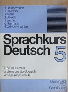 Georg Dietrich - Sprachkurs Deutsch 5 [antikvár]