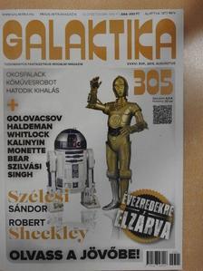 Jack C. Haldeman II - Galaktika 305. [antikvár]