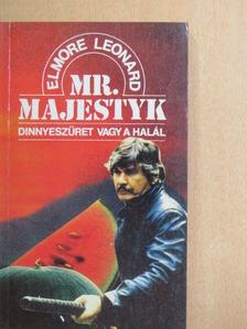 Elmore Leonard - Mr. Majestyk [antikvár]