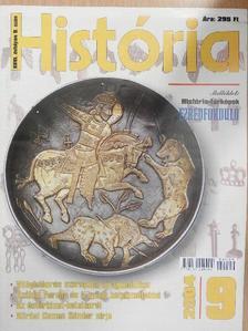 Andrásfalvy Bertalan - História 2004/9. [antikvár]