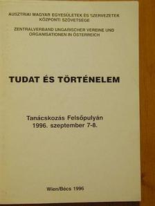 Bordás Sándor - Tudat és történelem [antikvár]