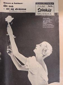 Albert István - Film-Színház-Muzsika 1974. november 2. [antikvár]