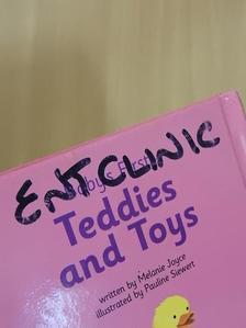 Melanie Joyce - Teddies and Toys [antikvár]