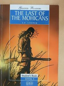 James F. Cooper - The last of the mohicans [antikvár]