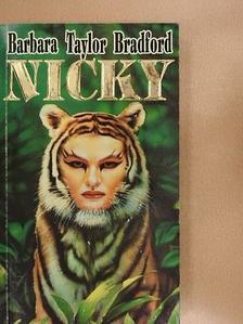Barbara Taylor Bradford - Nicky [antikvár]