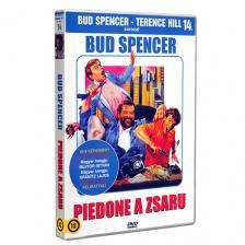 STENO - PIEDONE A ZSARU DVD DUPLA SZINKRON !!! SPENCER,CANNAVALE,INFANTI,PILAR,BART