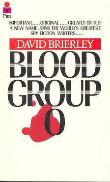 BRIERLEY, DAVID - Blood Group 0 [antikvár]